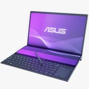 Asus ZenBook Pro Duo 3d model