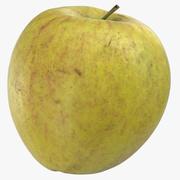 Ambrosia Apple 01 3d model