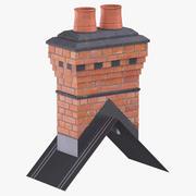 Chimney 04 3d model