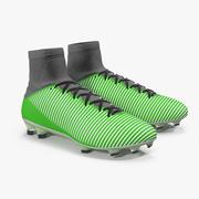 Football Cleats Generic 3d model