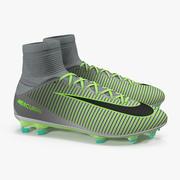 Nike Mercurial Veloce Cleats 3d model