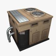 Air Conditioner 3d model