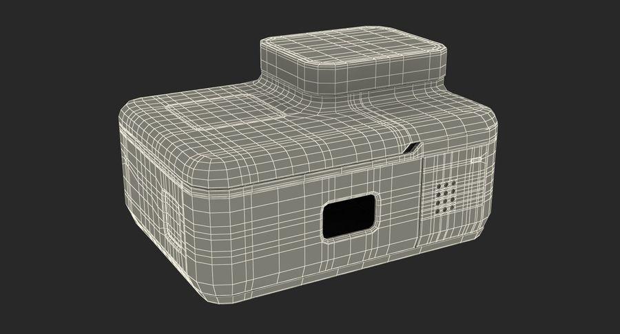 GoPro Hero7 Eylem Kamera royalty-free 3d model - Preview no. 19