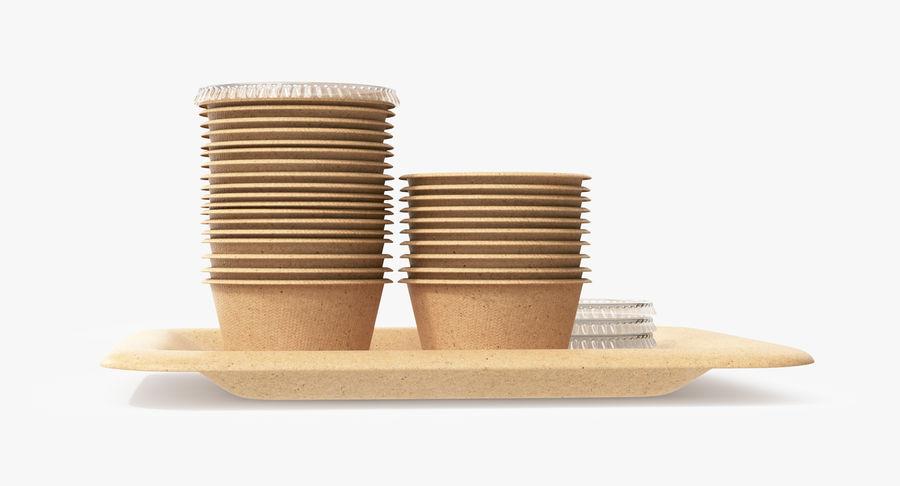 Imballaggio degli alimenti 4 royalty-free 3d model - Preview no. 17