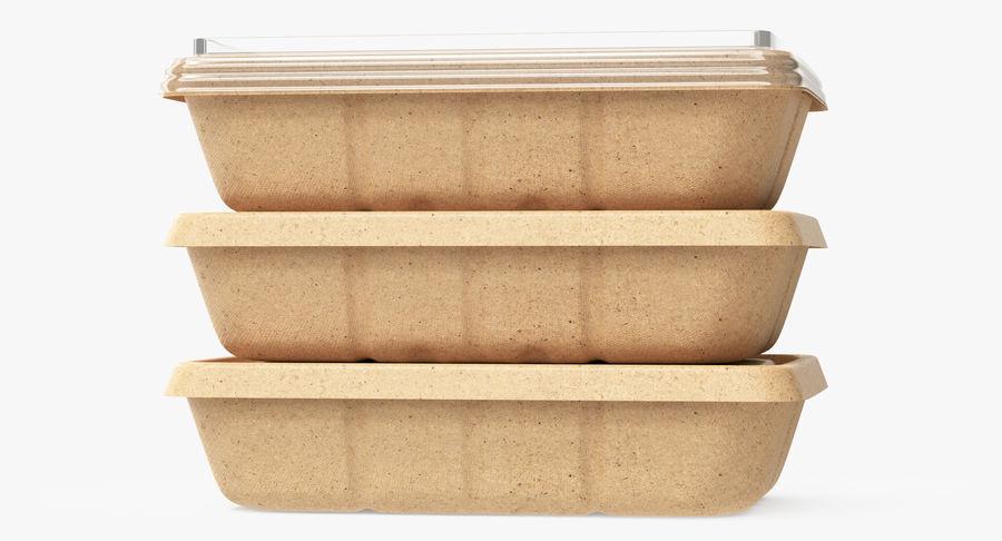 Imballaggio degli alimenti 4 royalty-free 3d model - Preview no. 11