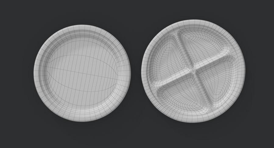 Imballaggio degli alimenti 4 royalty-free 3d model - Preview no. 36