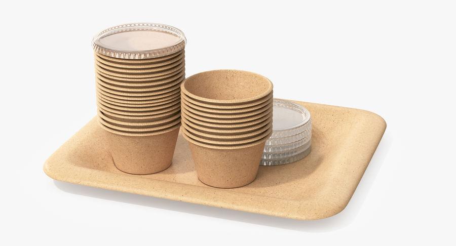 Imballaggio degli alimenti 4 royalty-free 3d model - Preview no. 16