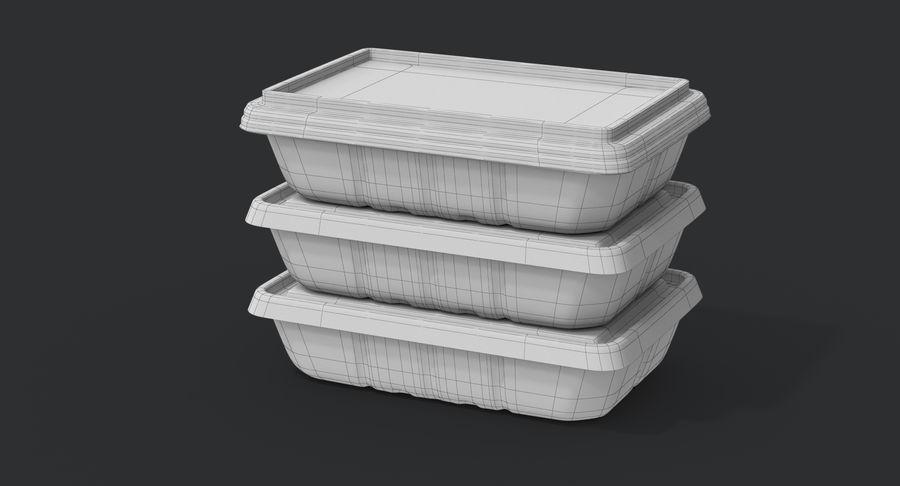 Imballaggio degli alimenti 4 royalty-free 3d model - Preview no. 33