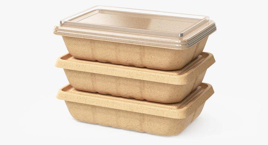 Imballaggio degli alimenti 4 royalty-free 3d model - Preview no. 10