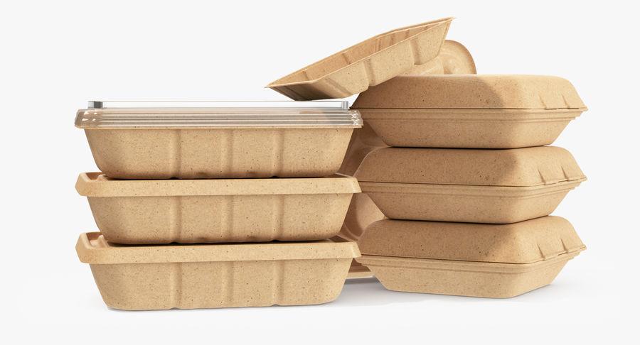 Imballaggio degli alimenti 4 royalty-free 3d model - Preview no. 6