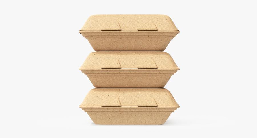 Imballaggio degli alimenti 4 royalty-free 3d model - Preview no. 13