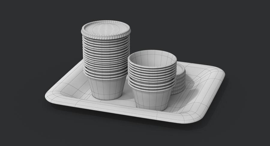 Imballaggio degli alimenti 4 royalty-free 3d model - Preview no. 37