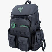 Gaming Backpack Razer 3d model