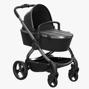 iCandy Peach 8 Carrycot 3d model
