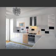 Keuken-5 3d model