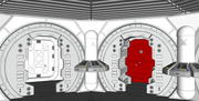 Tantive IV主走廊 3d model