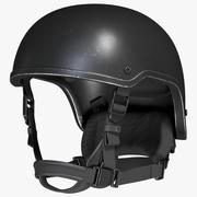 Striker ACHHC Advanced Combat Helmet High Cut Level 3d model