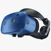 HTC Vive Cosmos Headset 2019 3d model