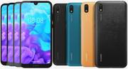 Huawei Y5 2019 Todos los colores modelo 3d