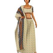 印度Lehenga /衬衫3D模型 3d model