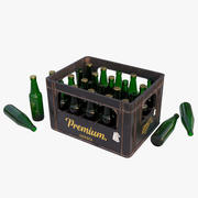 ビール箱 3d model