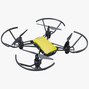 DJI Tello Drone 3d model