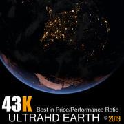 UltraHd 43K World 3d model
