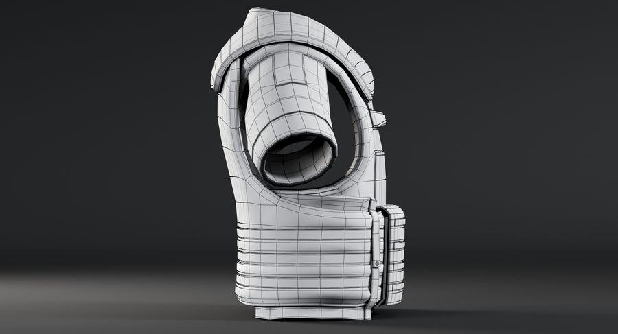 Armadura royalty-free modelo 3d - Preview no. 17