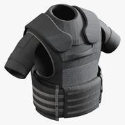 Body Armor 3d model