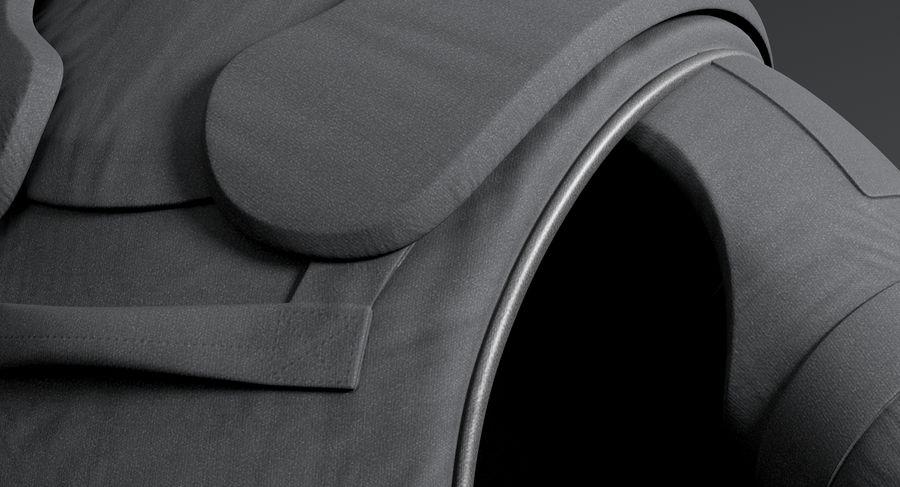 Armadura royalty-free modelo 3d - Preview no. 7