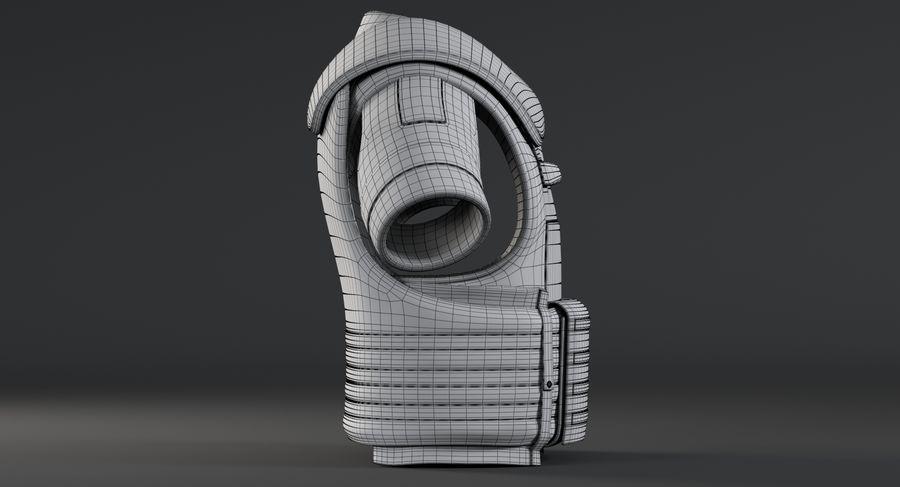 Armadura royalty-free modelo 3d - Preview no. 18