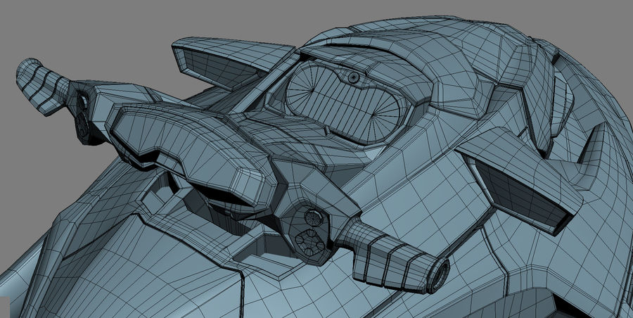 Sea-Doo RXT-X 300 Red Performance Watercraft 2019 royalty-free 3d model - Preview no. 29