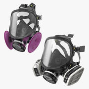 Respirators 3D Models Collection 3d model