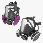 Respirators 3D Models Collection 3d model