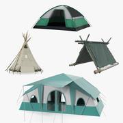 Tents 3D模型收藏 3d model