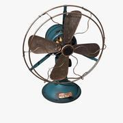 Old Fan B 3d model