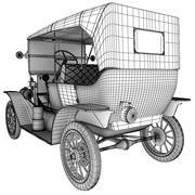 Ford Model T 3D 모델 3d model