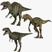 Dinosaur Pack 3d model