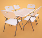 Muebles de jardín 3d modelo 3d