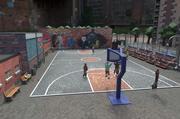 도시 환경 운동장 3d model