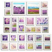 Resimler Seti 05. 34 resimler 3d model