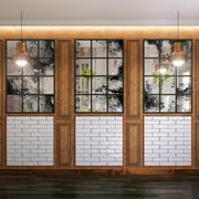 Duvar Paneli Seti 71 3d model