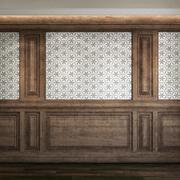 Комплект стеновых панелей 78 3d model