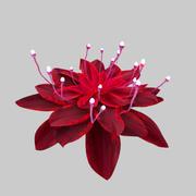 Efsanevi çiçek 3d model