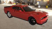 Dodge Challenger 3d model
