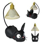 Cat Lamp modelo 3d
