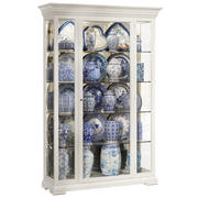 Classical display cabinet 3d model