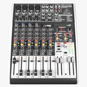 Behringer Mixer 3d model