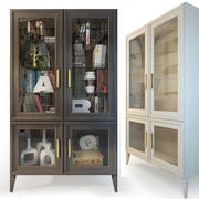 Bookcase. cabinet Charlie 3d model