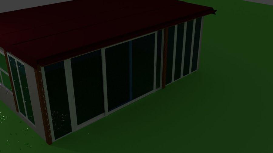 Skjul royalty-free 3d model - Preview no. 1